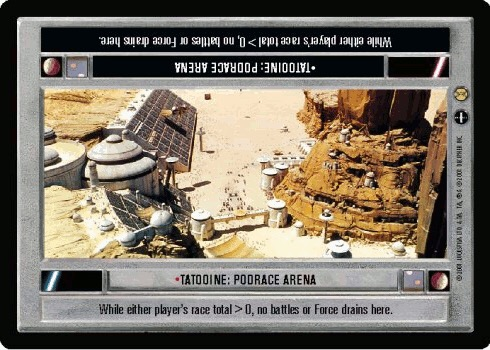 Tatooine: Podrace Arena