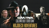 Holodeck Adventures display