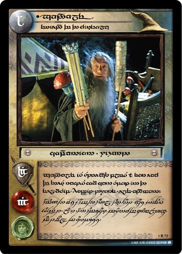Gandalf, Friend of the Shirefolk