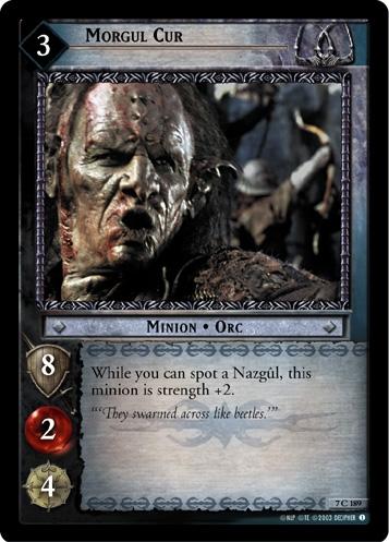 Morgul Cur