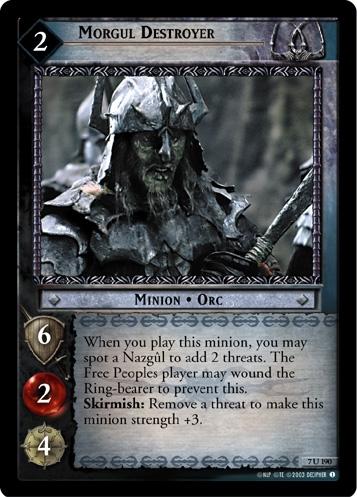 Morgul Destroyer