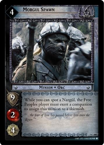Morgul Spawn