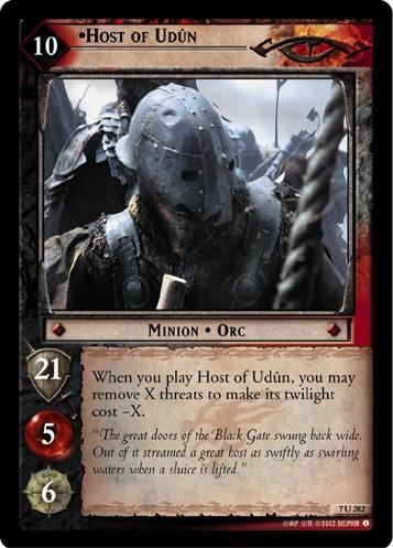 Host of Udûn