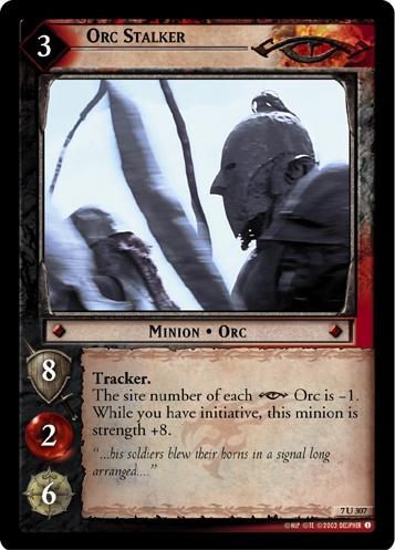 Orc Stalker