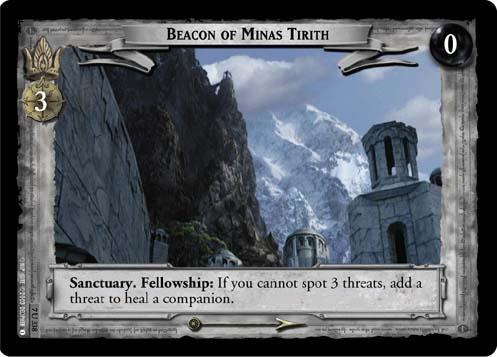 Beacon of Minas Tirith