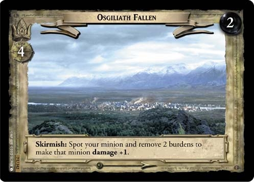 Osgiliath Fallen