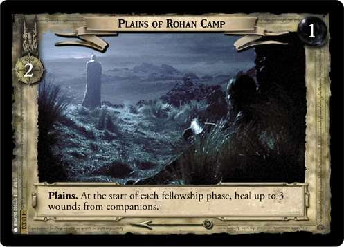 Plains of Rohan Camp