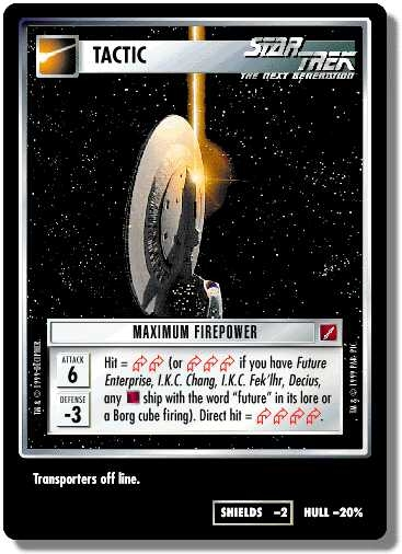 Maximum Firepower