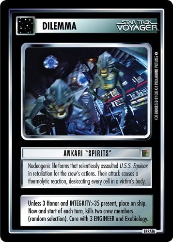 """Ankari """"Spirits"""""""