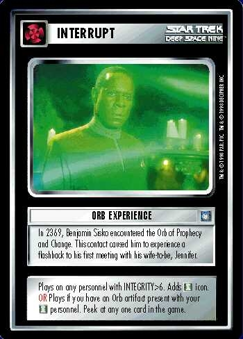 Orb Experience