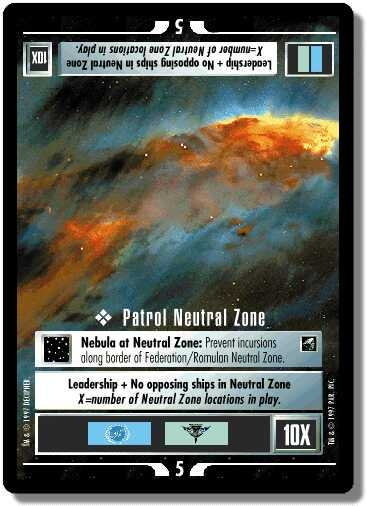 Patrol Neutral Zone (first version)