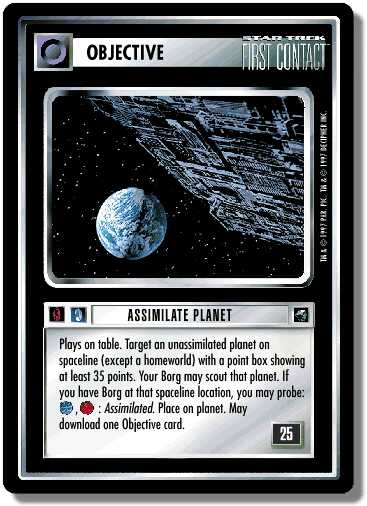 Assimilate Planet (first version)
