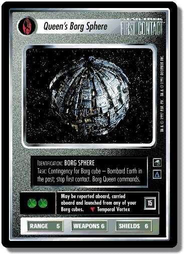 Queen's Borg Sphere