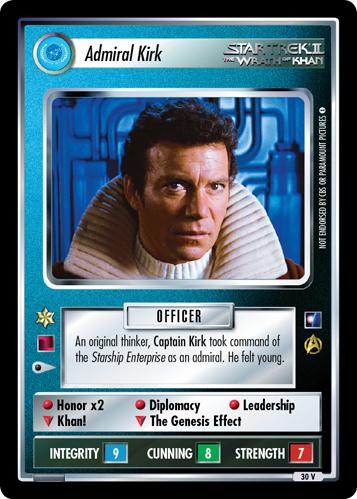 Admiral Kirk