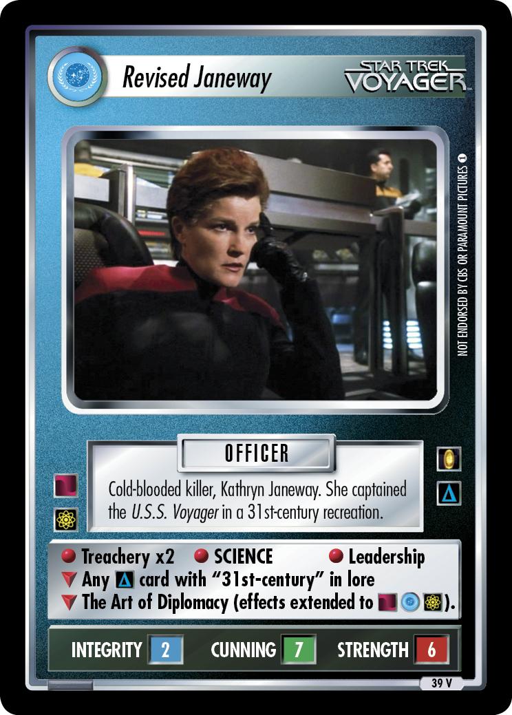 Revised Janeway