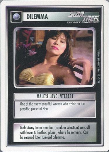 Male's Love Interest
