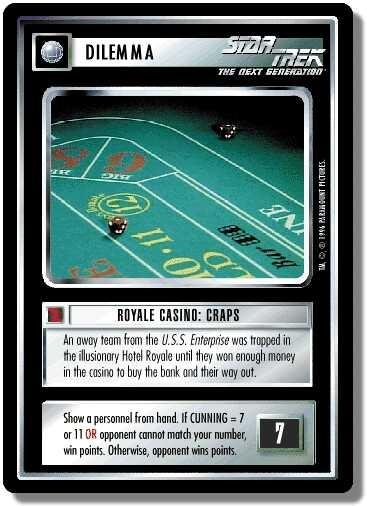 Royale Casino: Craps