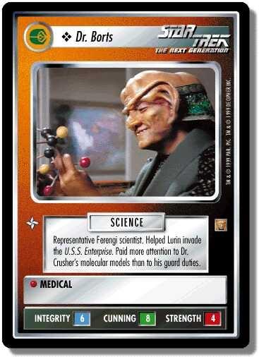Dr. Borts