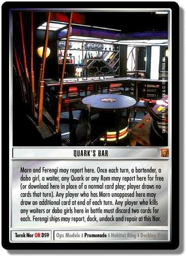 Quark's Bar