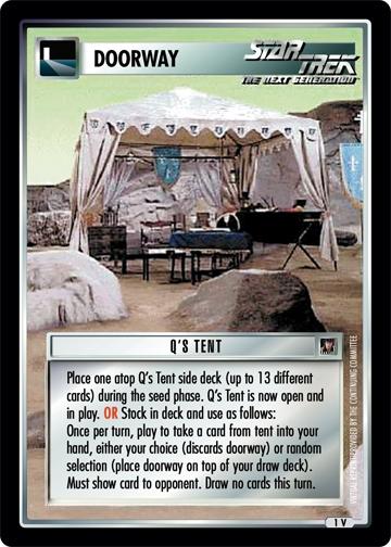 Q's Tent