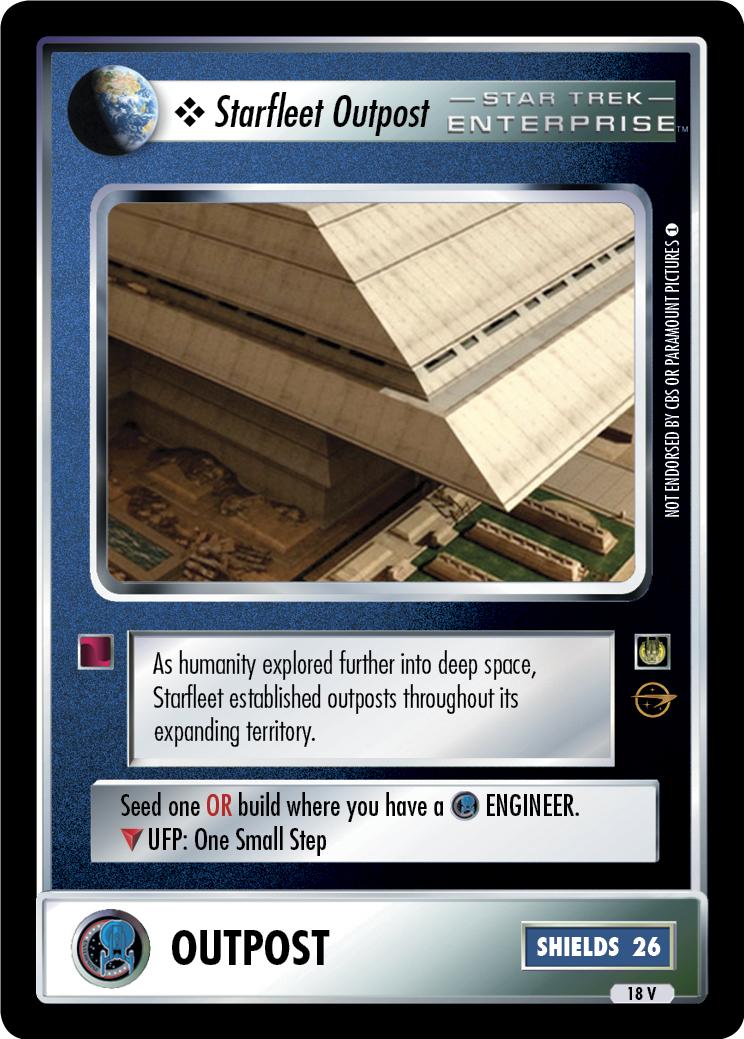 Starfleet Outpost