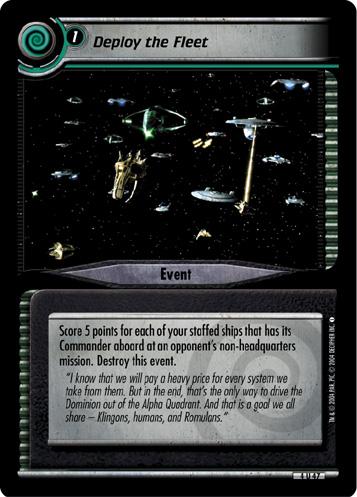 Deploy the Fleet