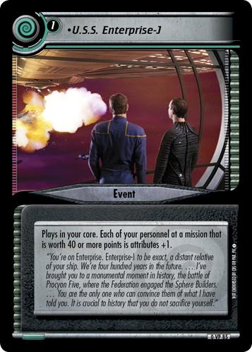 U.S.S. Enterprise-J